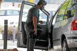 Un amplio dispositivo contra el transporte ilegal controla 400 vehículos