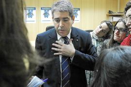 CONSELLER CATALAN DE PRESIDENCIA, FRANCESC HOMS