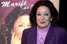 Fallece a los 76 años la tonadillera Marifé de Triana