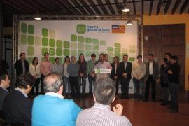 Jesús de Miguel, elegido nuevo presidente de NNGG del PP de Palma