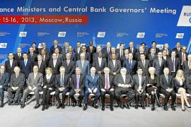 El G-20 advierte de que la recuperación de la economía global es muy débil