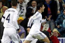 El Real Madrid castiga la valentía del Rayo en un duelo de 17 minutos