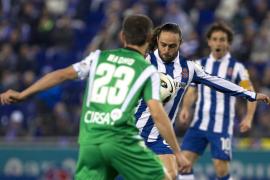El Betis se estrella en Cornellá ante un Espanyol lanzado