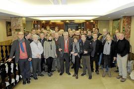 La ONG Llevant en Marxa reúne a los artistas que colaboran en sus proyectos solidarios