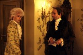 'Amadeus': retrato de la relación entre Mozart y Salieri