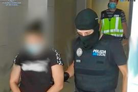 Tráfico de drogas en Palma