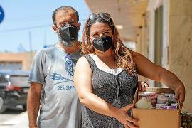 Ayuda ibicenca para el pueblo cubano