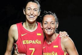 Alba Torrens y Laia Palau