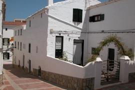 Fornells, pueblo de Menorca perteneciente al municipio de Es Mercadal
