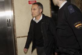 Joan Pol deposita la fianza de 30.000 euros fijada por la jueza