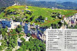 Patrimoni pone condiciones para autorizar visitas guiadas a Santueri