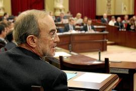 El Govern admite que no ha pedido ni un euro a Madrid para inversiones