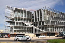 Cort calcula que la demolición de Palacio  de Congresos tendría un coste de 28,6 millones