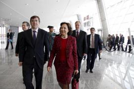 El nuevo dique hub de Son Sant Joan ha recibido 60 millones del Gobierno