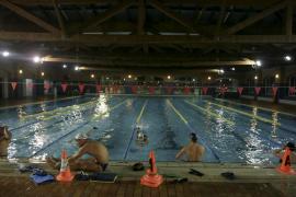 Una fuga de gas obliga al cierre provisional de la piscina del Germans Escalas