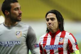 El Atlético cae eliminado pese a la victoria en Moscú (0-1)
