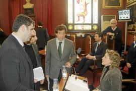 Isern elimina las 'subvenciones a dedo' en el Ajuntament de Palma