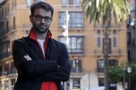 El presidente de Entesa por Mallorca, Biel  Huguet, se despide de la primera línea política