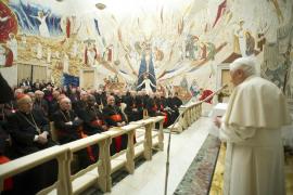 El Papa alerta a los cardenales sobre el «mal, el sufrimiento y la corrupción»