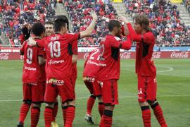 El Mallorca se aferra al milagro del Zaragoza