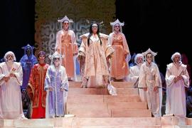 Primer test para 'Turandot', ante su estreno