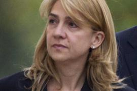 La Fiscalía no ve ningún indicio contra la Casa Real ni la infanta Cristina