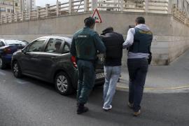 Cae la banda de atracadores más violenta que asaltaba chalets de lujo en Mallorca