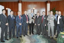 Álvaro Middelmann recibe el premio Directivo del Año