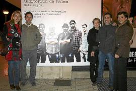 L'Equilibriste presenta su nuevo disco en el Auditórium de Palma