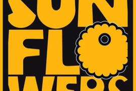 Sunflowers + Sofa