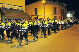 Llucmajor despide con dolor al policía muerto en acto de servicio