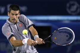 Djokovic gana a Berdych y reconquista Dubai