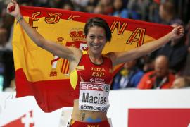 Higuero pone a España a 100 en una tarde de platas