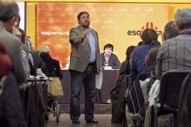 ERC apoyará los presupuestos de la Generalitat si culpa de recortes a Rajoy