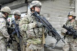 La OTAN admite que mató a dos niños por error en un tiroteo en Afganistán