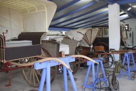Ramanyà abre a las visitas su colección etnográfica de la Mallorca preindustrial