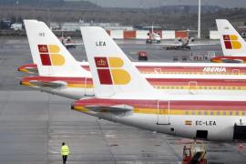 Hoy arranca otra semana de huelga  en Iberia, con casi 1.300 vuelos cancelados