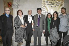 Jordi Ibáñez, nuevo académico de la Reial Acadèmia de Medicina