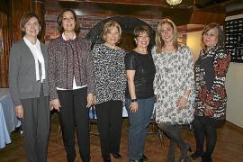 Cena de despedida por la jubilación de Mari  Moreno