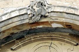 Los agustinos buscan «colaboración»  para restaurar la fachada del Socors