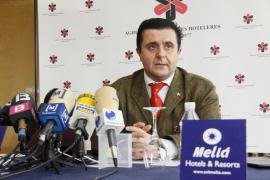 Aurelio Vázquez se presenta como candidato para presidir la Federación Hotelera de Mallorca