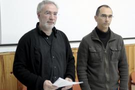 El GOB y Miquel Barceló denuncian en Berlín la política territorial del Govern
