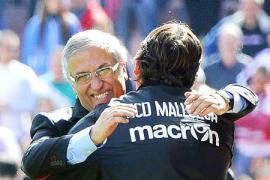 El Mallorca vuelve al siglo pasado
