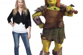 """Famosos en el estreno de lo nuevo de """"Shrek"""""""