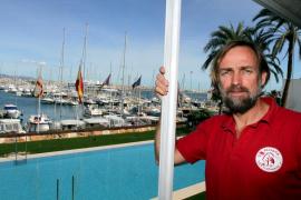 Bubi Sansó relata su experiencia en la Vendée Globe