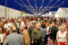 En la Feria de Abril de Palma no podrá haber más de 13.200 personas