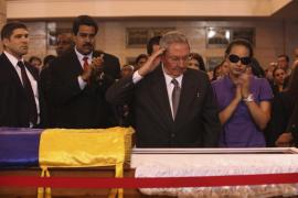 Nicolás Maduro: «Nadie en la historia ha sido tan vilipendiado como Hugo Chávez»