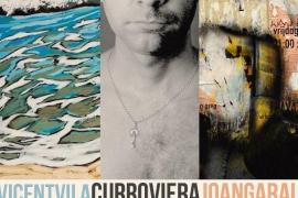 Vicent Vila + Curro Viera + Joan Garau: Trío de ases
