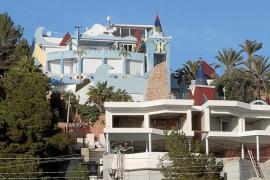 IBIZA casa azul