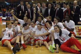 El Rivas Ecópolis gana la Copa de la Reina gracias a su intensidad